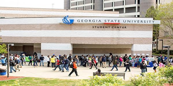زندگی دانشجویی و آشنایی با گرجستان