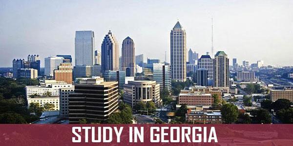 تحصیل در گرجستان به زبان انگلیسی