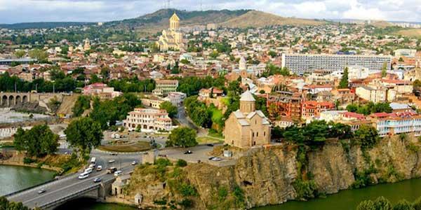 اقامت از طریق ازدواج در گرجستان